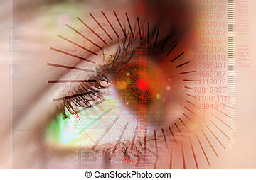 cybernetics - background illustration