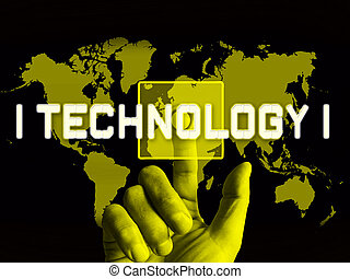 Cybersecurity Technology Hightech Security Guard 3d Illustration