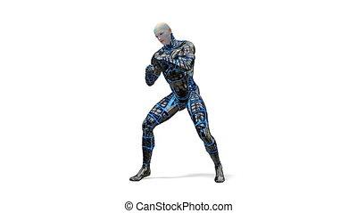 cyborg man - image of cyborg