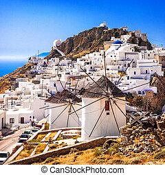 cyclades, serifos, grecia, isla