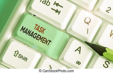 cycle., -e, írás, szöveg, feladat, management., át, élet, eljárás, fogalom, jelentés, igazgató, kézírás
