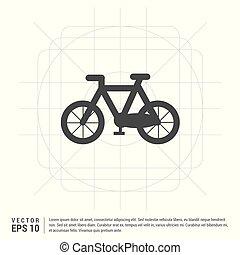 cycle, icône