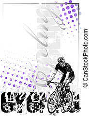 cycling background 1