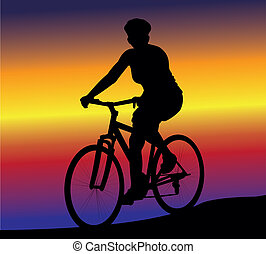 cycling - background