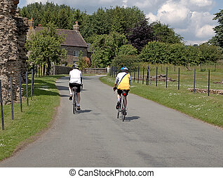 Cycling in the British Countryside