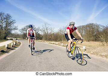 cycling, rejsen