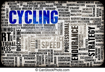 Cycling with Your Bicycle as a Recreational Sport