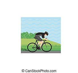 cyclisme, homme