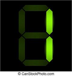 cyfrowy, liczba