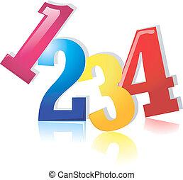 Cyfry Ilustracje i Zbiory Sztuki. 78 311 Cyfry ilustracje grafiki i kliparty  wektorowe EPS dostępne do wyszukiwania spośród tysięcy dostawców klipartów  royalty free.