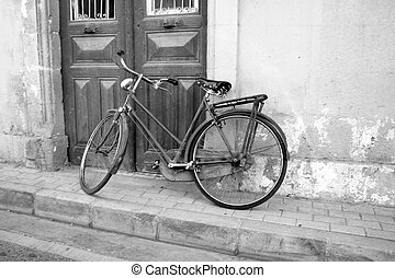 cykel, retro