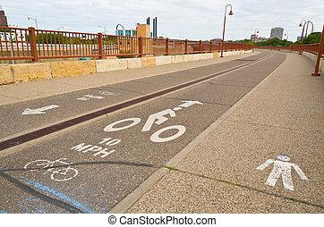 cykel rida