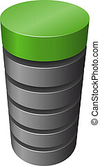 cylinder., acodado