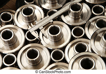 Cylinder and Caliper
