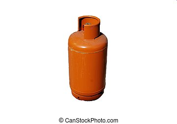 propane - cylinder of propane