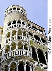 building in Venice