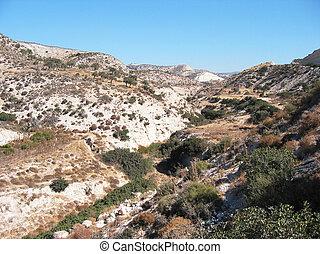 Cyprian landscape