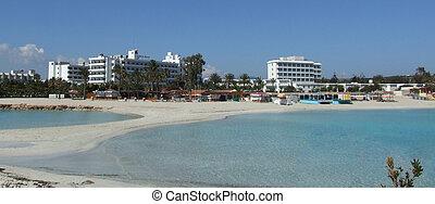 Cyprus, Ayia Napa beach