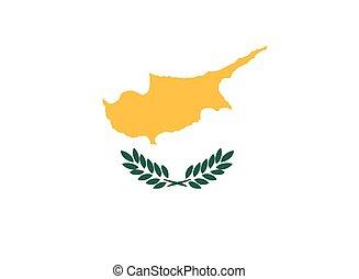 Cyprus flag heart