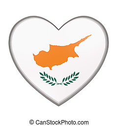 Cyprus heart