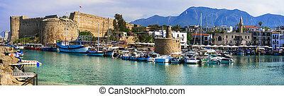 Cyprus island -  Kyrenia old town