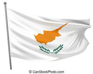 Cyprus National Flag
