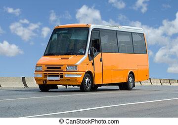 czółenko autobus
