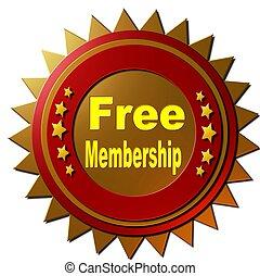 członkostwo, wolny