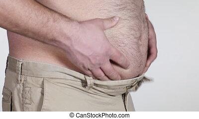 człowiek, tłuszcz