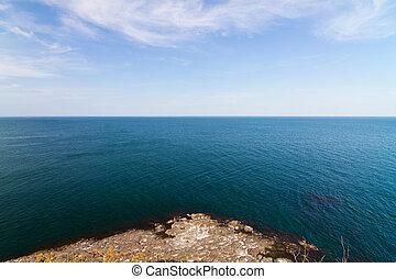 czarne morze