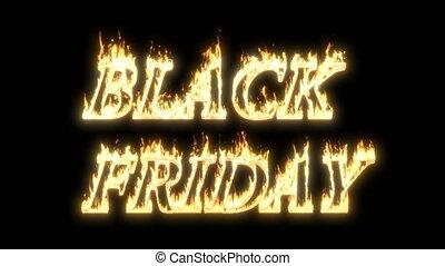 czarnoskóry, piątek, ogień, dobry, zbyt