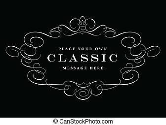 czarnoskóry, ułożyć, wektor, ozdoba