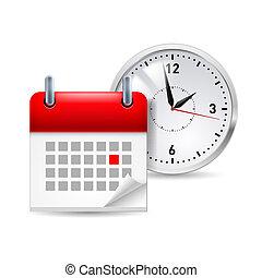 czas, ikona