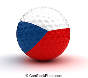 Czech Golf Ball