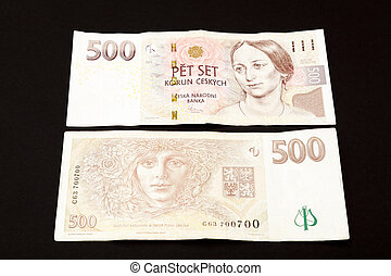 Czech paper money - Paper money of the Czech Republic
