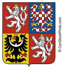 Czech Republic Coat Arms - Czech Republic coat of arms, seal...
