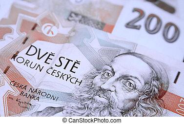 Czech Republic currency 1