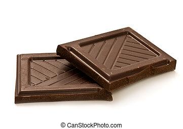 czekoladowe kawały