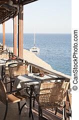 czerwone morze, restauracja