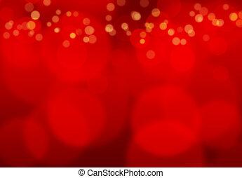 czerwone tło