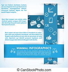 czuć się, używany, nowoczesny, projektować, może, szablon, infographics