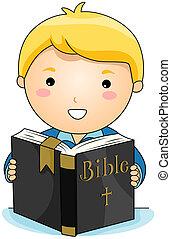 czytanie, biblia