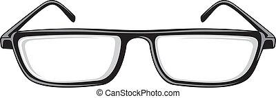 czytanie okulary