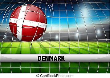 dánia, labdarúgás, világbajnokság