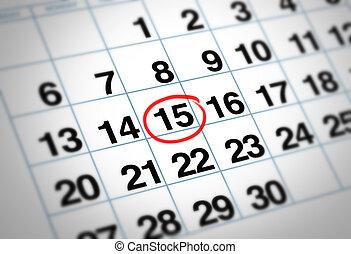 dátum, fontos