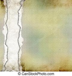 dávný, úprk zabalit do papíru, grafické pozadí