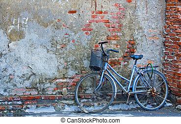dávný jezdit na kole
