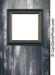dávný, portrét rámce