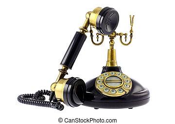 dávný telephone, podoba