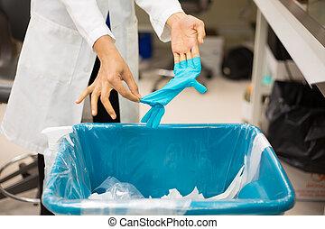 déchets ménagers, biomédical